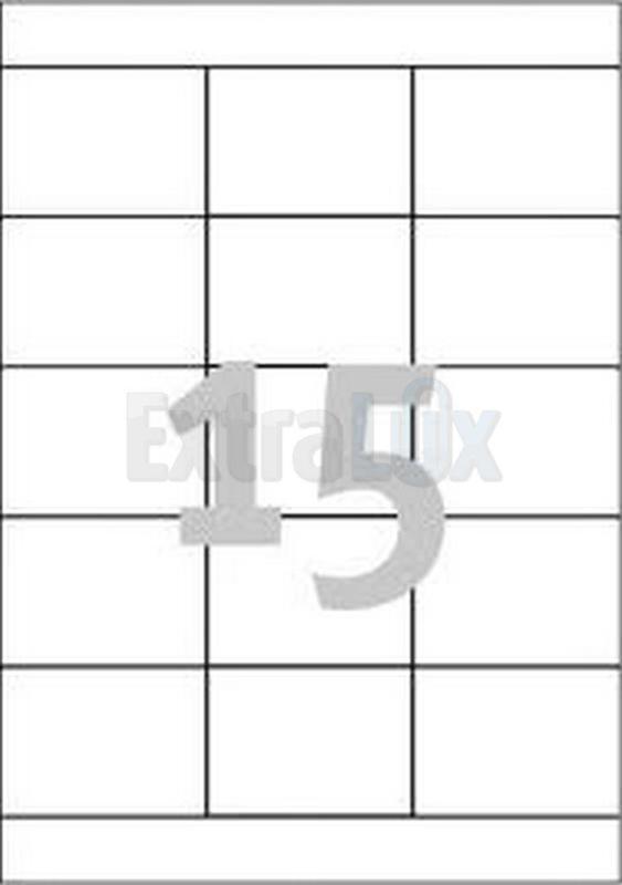ETIKETE AVERY ZWECKFORM 3669 70X50,8 1/100