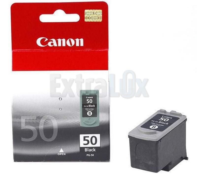 CANON ČRNILO PG-50 BLACK ZA IP2200, MP450/150/170