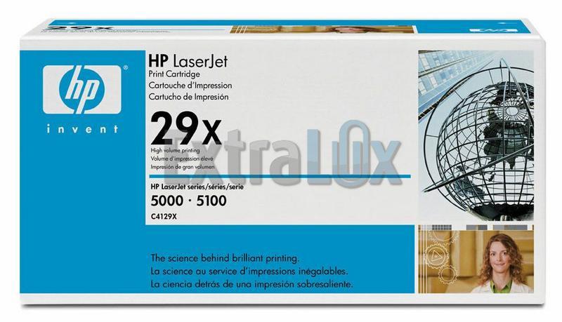 HP TONER C4129X ŠT.29X BLACK ZA LJ 5000,5100,5XXX, N,GN