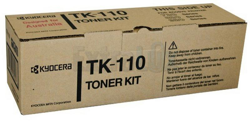 KYOCERA TONER TK-110 BLACK ZA FS-720/820/920