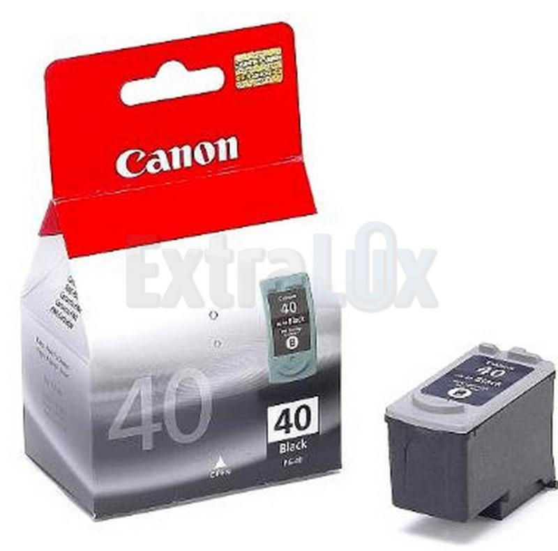 CANON ČRNILO PG-40 BLACK ZA IP1200/1300/1600/1800/1700/2200/2500, MP150/160/170