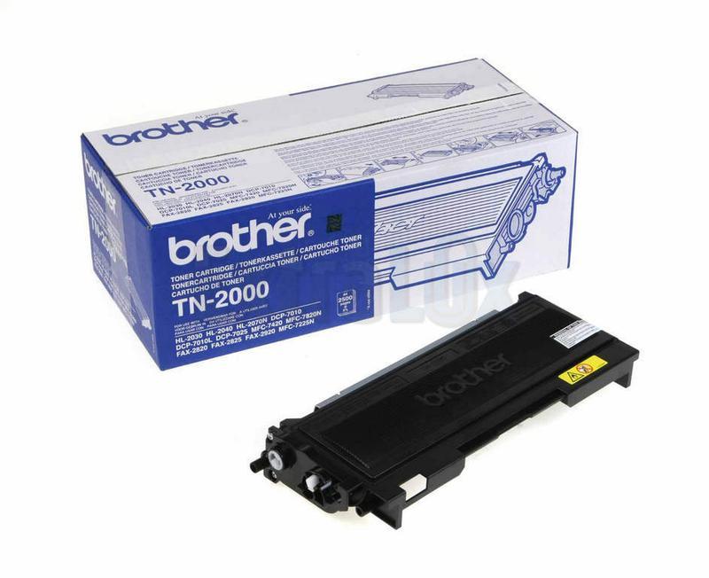 BROTHER TONER TN-2000/TN-350 BLACK ZA HL2030/2032/2040/2070/2070N