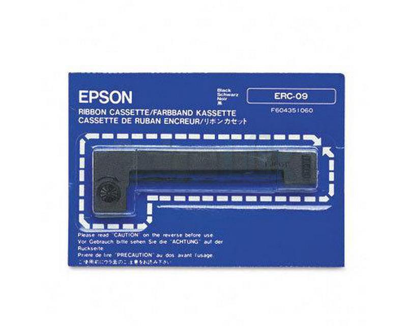 EPSON TRAK C43S015171/C43S015172/C43S015354 ERC-09 BLACK ZA M-16X/18X/19X
