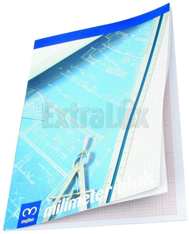 BLOK MILIMETERSKI A3 20L ART.741794