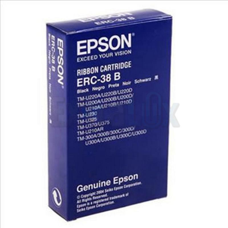 EPSON TRAK C43S015374 ERC-38B ZA TM-U200/300/370