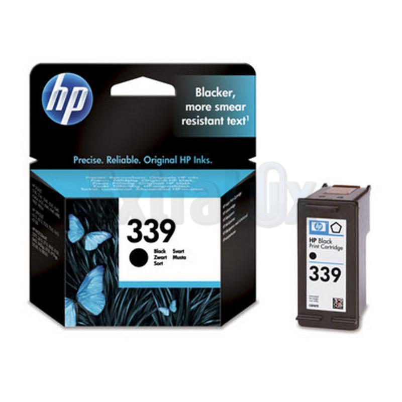 HP ČRNILO C8767E ŠT.339 BLACK ZA DJ 5740,5940,6540,6840