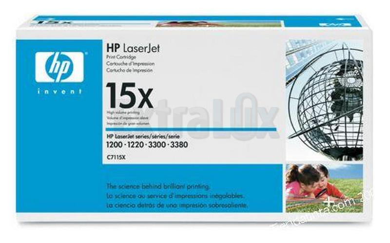 HP TONER C7115X ŠT.15X BLACK ZA LJ 1200,1220,1000W,33XX