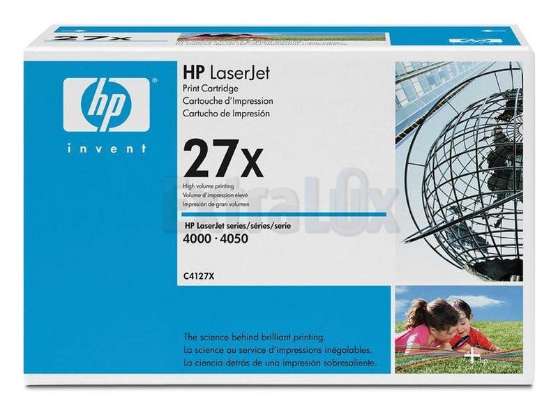 HP TONER C4127X ŠT.27X BLACK ZA LJ 4050T,4050TN
