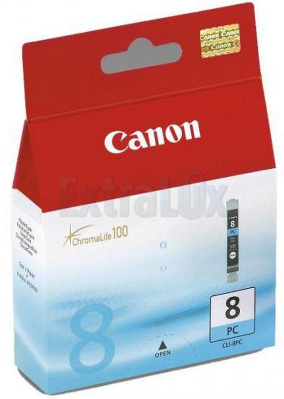 CANON ČRNILO CLI-8PC PHOTO CYAN ZA IP6600D/6700D/PRO9000