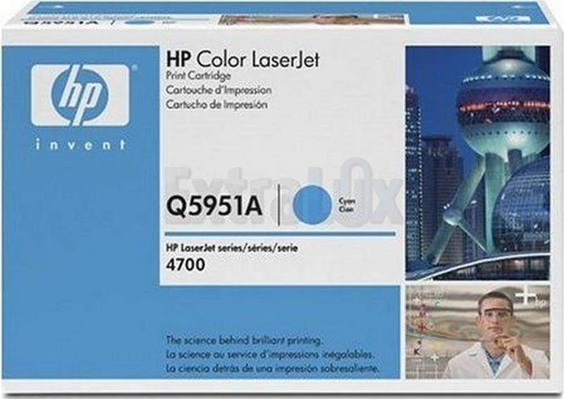 HP TONER Q5951A ŠT.643A CYAN ZA LJ 4700
