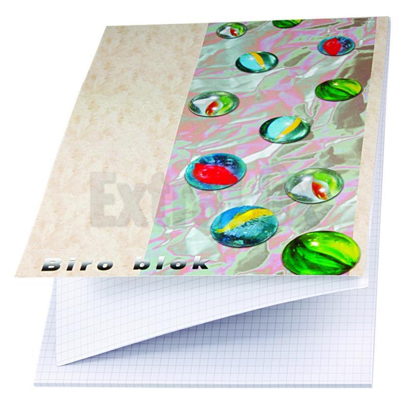 BLOK STENOGRAM A4 50L MALI KARO ART.740153