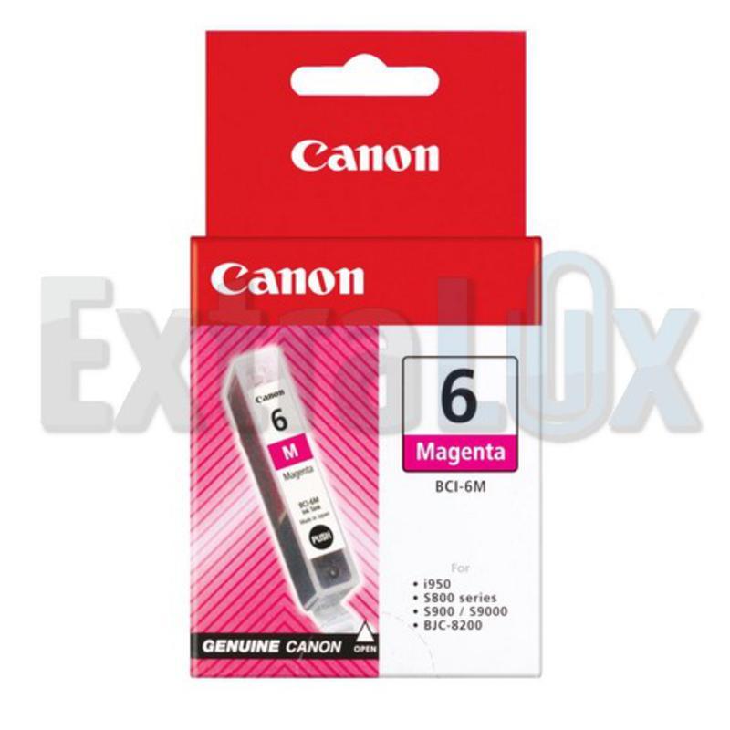 CANON ČRNILO BCI-6 MAGENTA ZA I560/865/905D/950/956/9100, BJC8200PHOTO