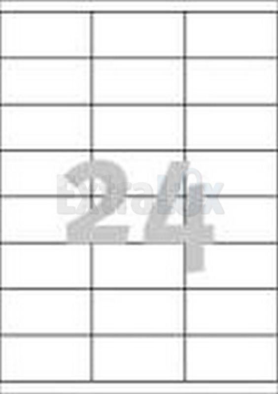 ETIKETE AVERY ZWECKFORM 3422 70X35 1/100