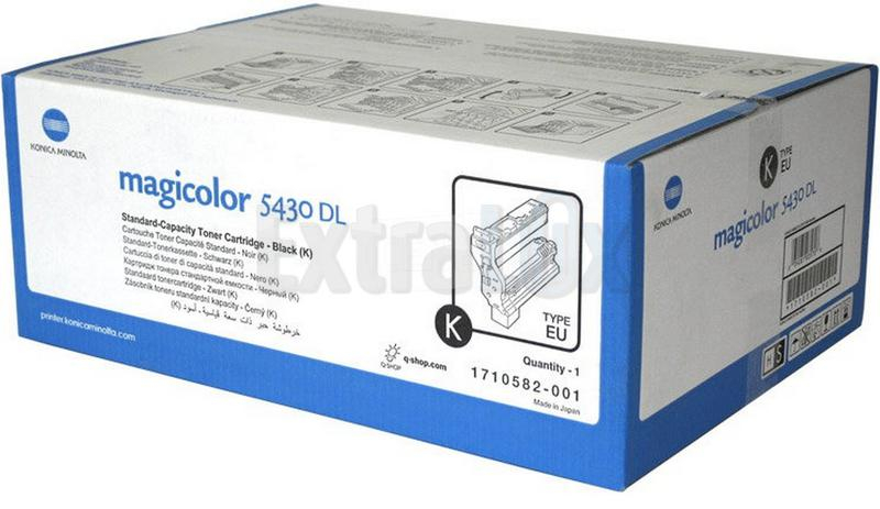 MINOLTA TONER 4539432 BLACK ZA MC5430DL