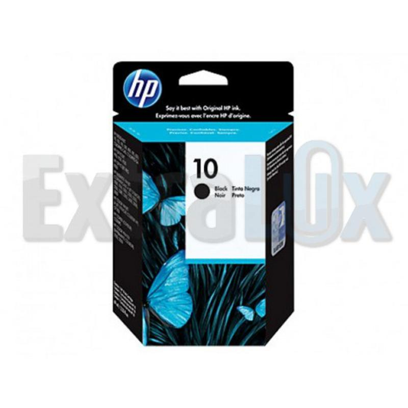HP ČRNILO C4844A ŠT.10 BLACK ZA DJ 2000,2250,2500,DSJ 70,500