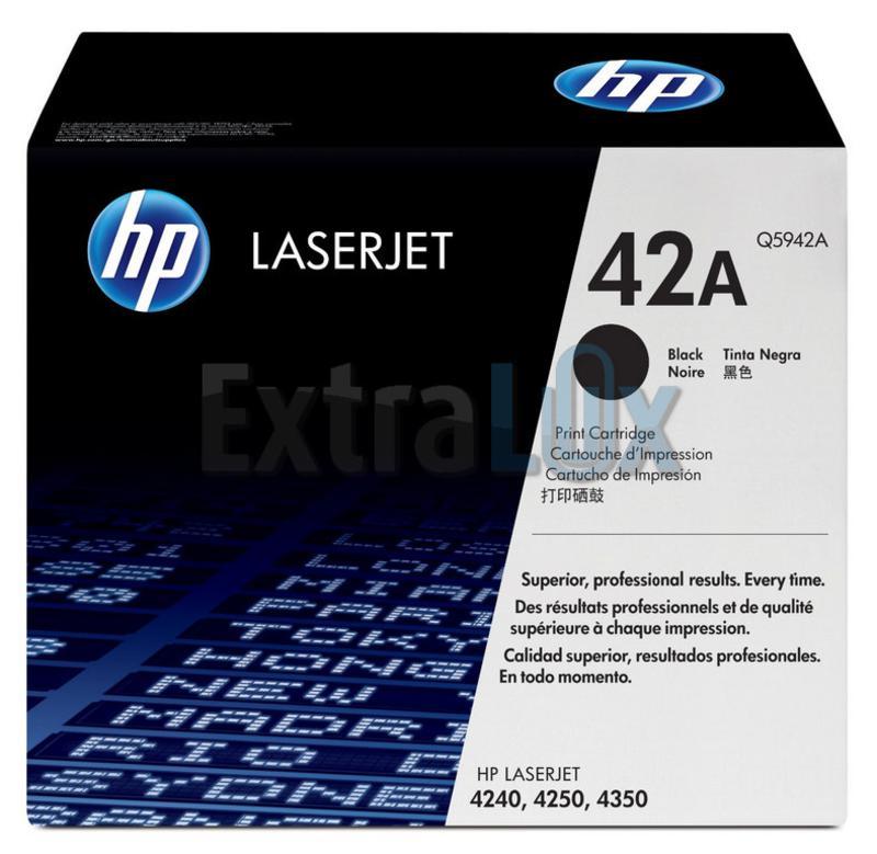 HP TONER Q5942A ŠT.42A BLACK ZA LJ 4250/4350