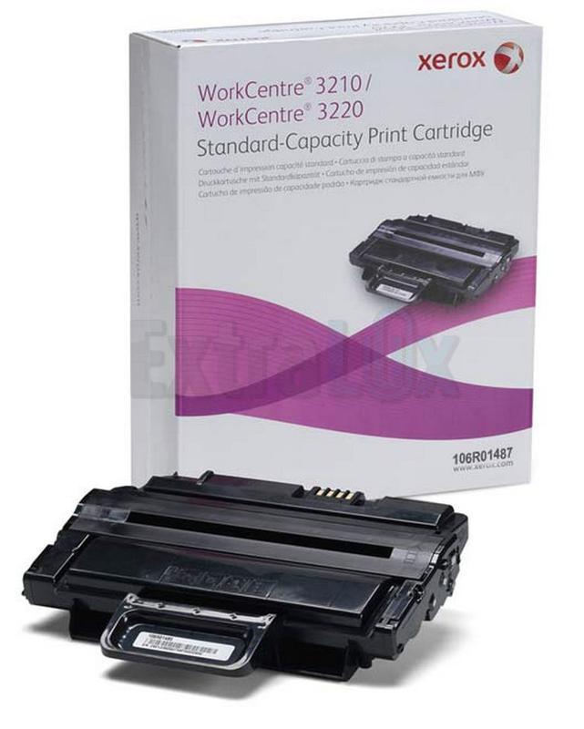 XEROX TONER 106R01487 BLACK ZA WC3210/3220