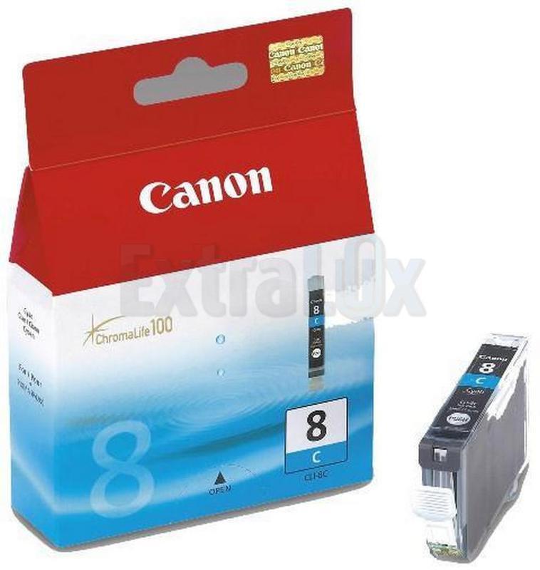 CANON ČRNILO CLI-8C CYAN ZA IP3300/4200/4300/5200/5300/6600D/6700D