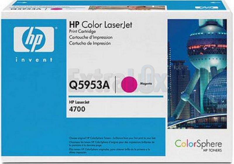 HP TONER Q5953A ŠT.643A MAGENTA ZA LJ 4700