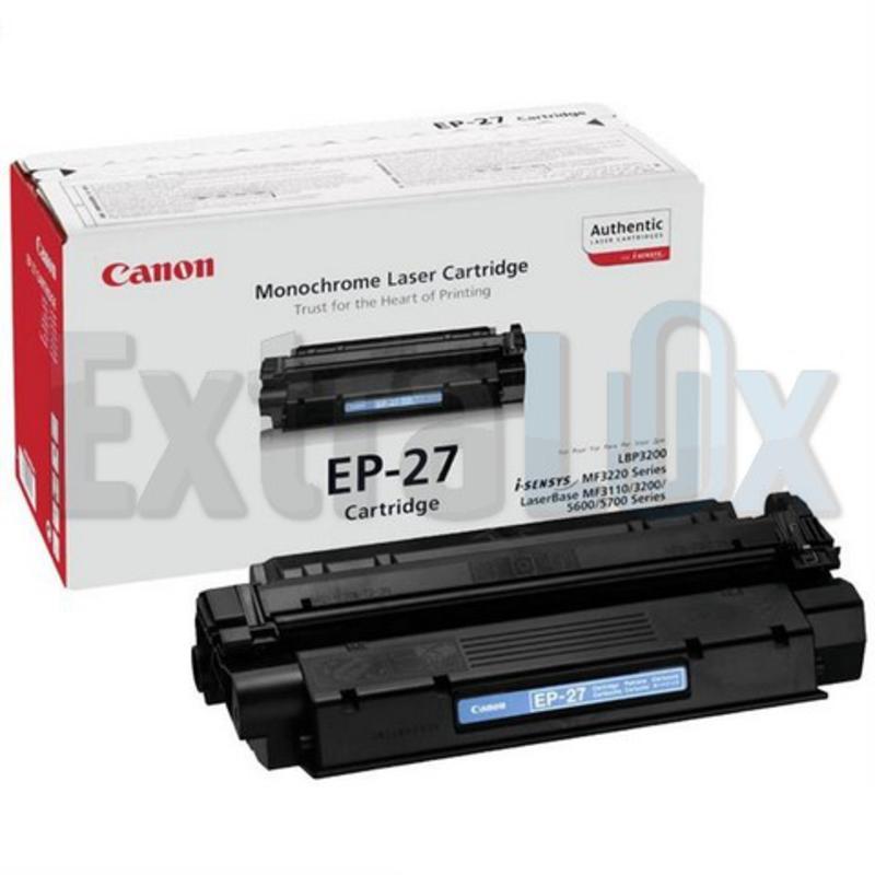 CANON TONER EP-27 ZA LBP3200/MF3110/MF32XX/MF56XX/MF57XX