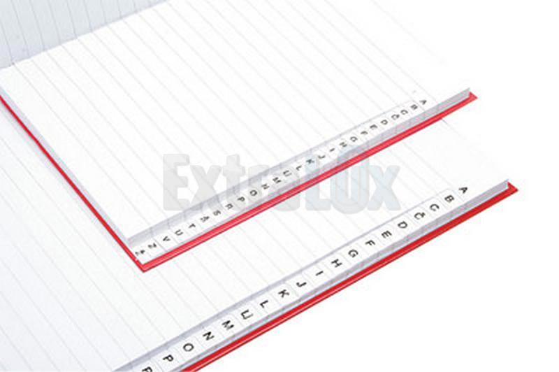 ZVEZEK-INDEX A5 100L TP 11413