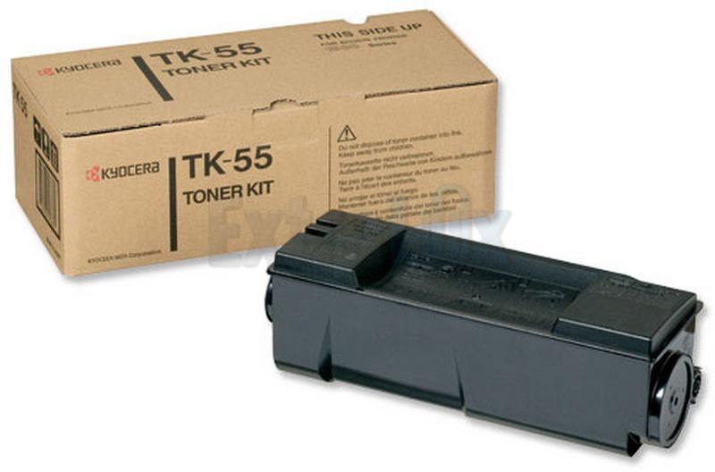 KYOCERA TONER TK-55 BLACK ZA FS-1920