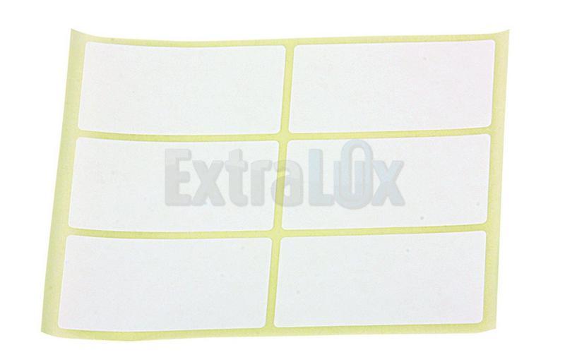ETIKETE POLA 38X75 (6 ETIKET NA POLI)