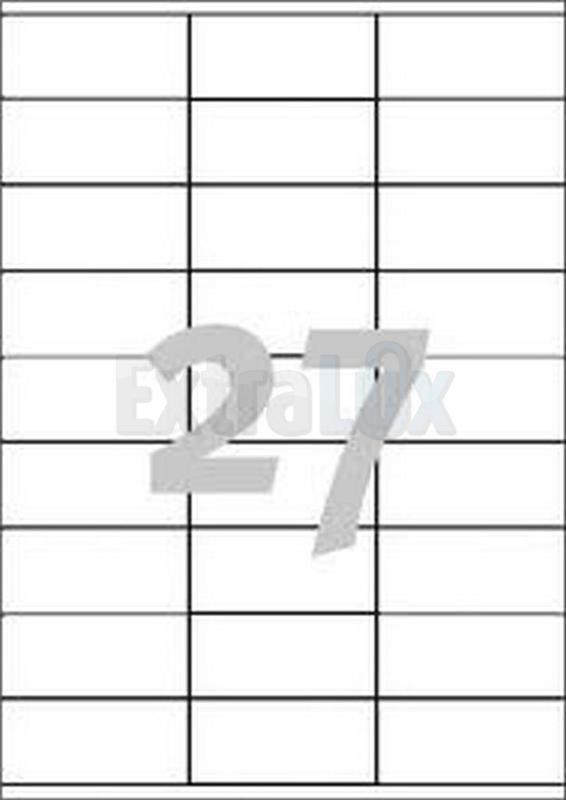 ETIKETE AVERY ZWECKFORM 3479 70X32 1/100