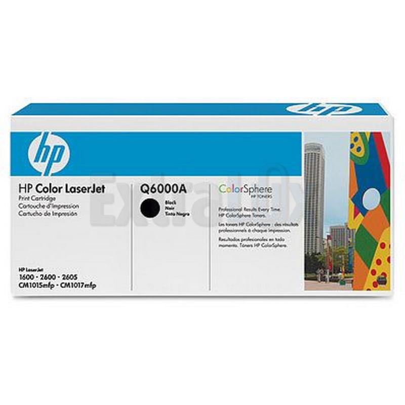 HP TONER Q6000A ŠT.124A BLACK ZA LJ 1600,2600,2605