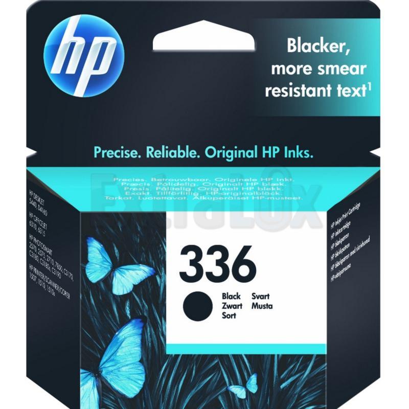 HP ČRNILO C9362E ŠT.336 BLACK ZA DJ PSC1510,5440