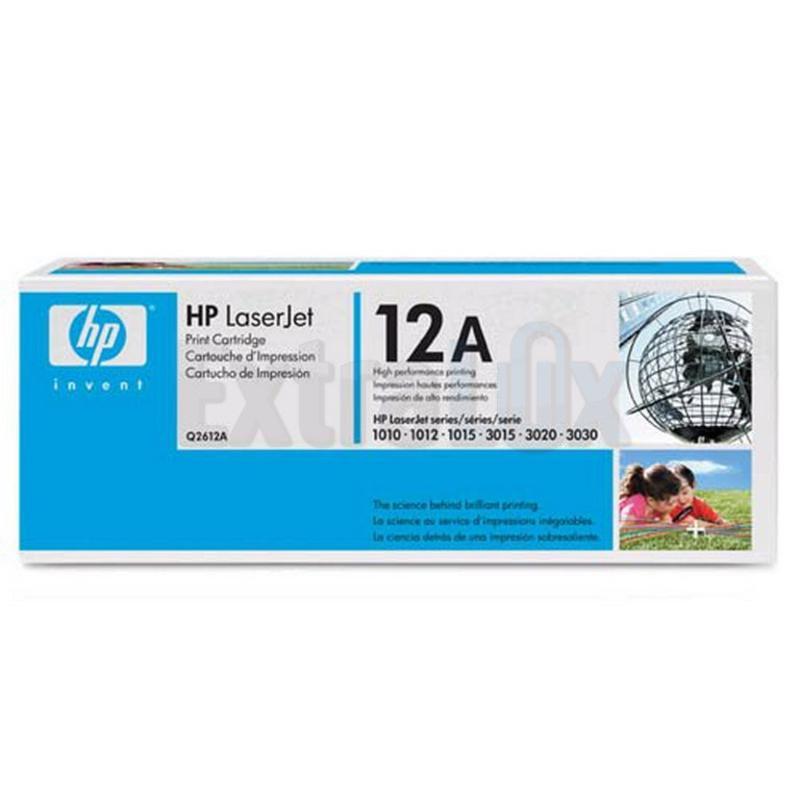 HP TONER Q2612A ŠT.12A BLACK ZA LJ 1010/1012/1015/1018/1020/1022/3015/3020/3050