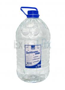 VODA DESTILIRANA 5L