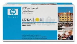 HP TONER C9732A ŠT.645A YELLOW ZA LJ 5500,5550