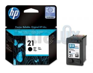 HP ČRNILO C9351A ŠT.21 BLACK ZA DJ 3910,3920,3930,4355