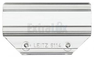 JAHAČI LEITZ PVC TRDI 60X33MM 6114 ALPHA 1/50