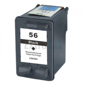 HP K ČRNILO C6656A ŠT.56 BLACK KOMPATIBILNO