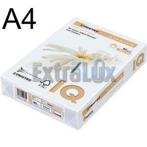 FOTOKOPIRNI PAPIR A4 80G IQ PREMIUM TRIOTEC 1/500