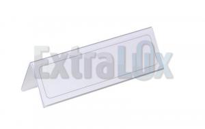 NAMIZNA PLOŠČICA INFO DURABLE D-8052 61/122X210MM 1/25