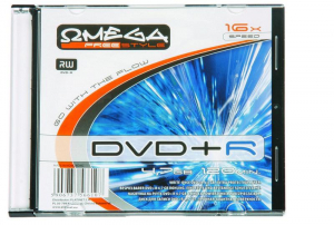 DVD+R NN 4,7GB 120MIN 16X SLIM 1/1