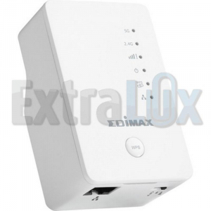 EDIMAX EW-7438AC SMART AC750 DUAL-BAND WI-FI EXTENDER EXTENDER/ACCESS