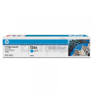 HP TONER CE311A ŠT.126A CYAN ZA LJ CP1025