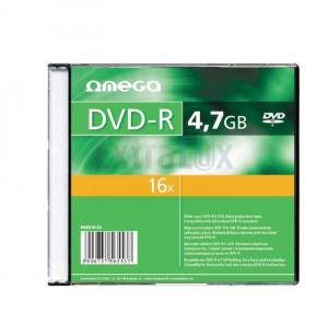 DVD-R NN 4,7GB 120MIN 16X SLIM 1/1