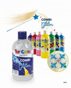 TOY COLOR COMBI-GLITTER ART. 0816 OSNOVA ZA SVETLEČO BARVO 500ML