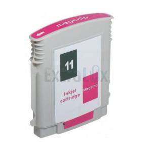 HP K ČRNILO C4837A ŠT. 11 MAGENTA ZA DJ 2200,2250 CP1700 KOMPATIBILNO
