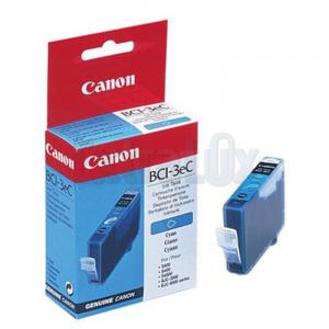 CANON ČRNILO BCI-3E CYAN ZA I550/850/6100/6500, S400/450/500/600/4500/6300