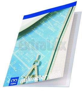 BLOK MILIMETERSKI A4 20L ART.775080