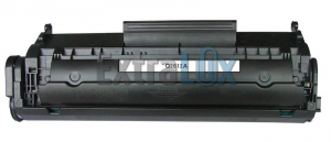 HP K TONER Q2612A BLACK KOMPATIBILEN