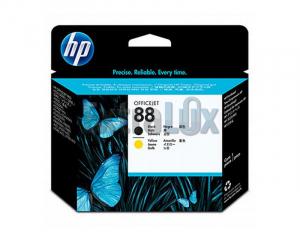 HP TISKALNA GLAVA C9381A ŠT.88 BLACK-YELLOW ZA L7480/7580/7680/7780