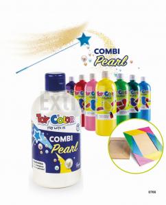 TOY COLOR COMBI-PEARL ART. 0766 OSNOVA ZA BISERNO BARVO 500ML