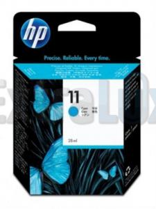 HP ČRNILO C4836A ŠT.11 CYAN ZA DJ 2200,2250 CP1700